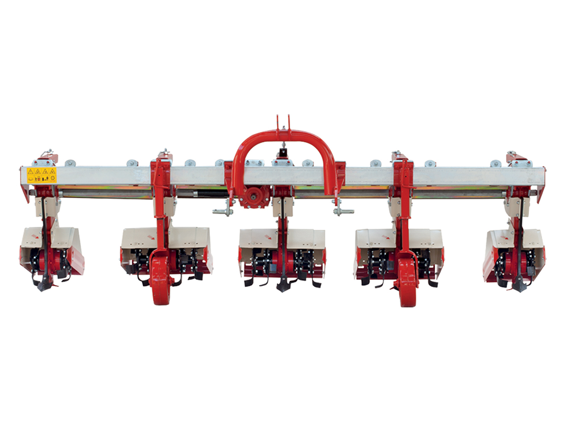 Inter Row Rotary Cultivator